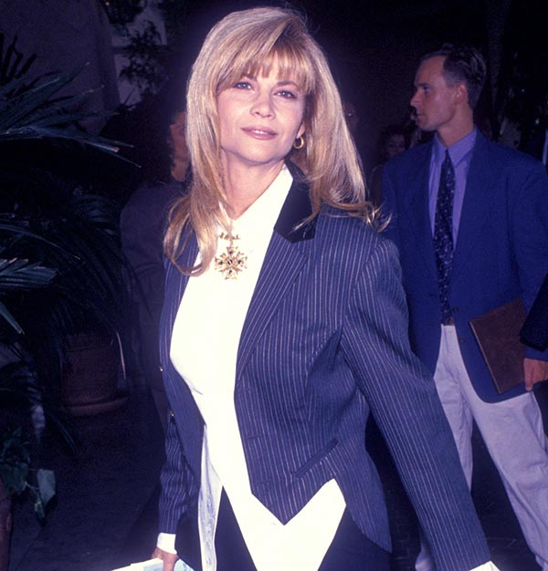 Image of Markie Post from the TV show, The Fall Guy