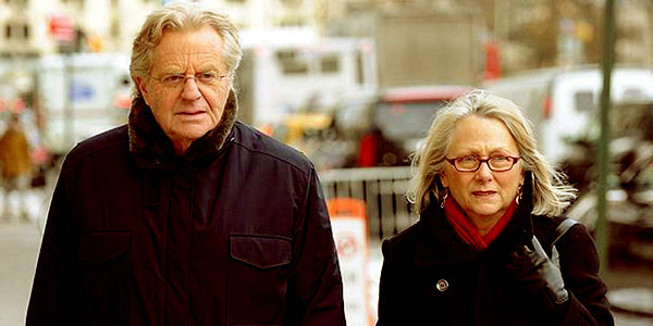 Image of Micki Velton married life with her ex-husband Jerry Springer