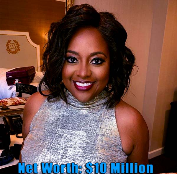Image of TV Personality, Sherri Shepherd net worth is $10 million