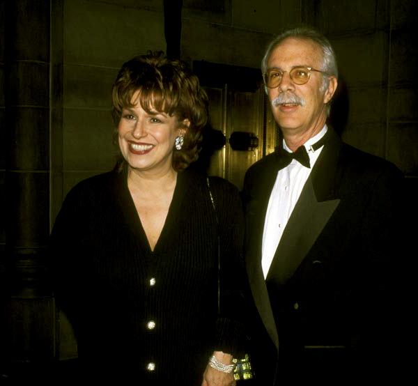 Image of Steve Janowitz with his wife Joy Behar
