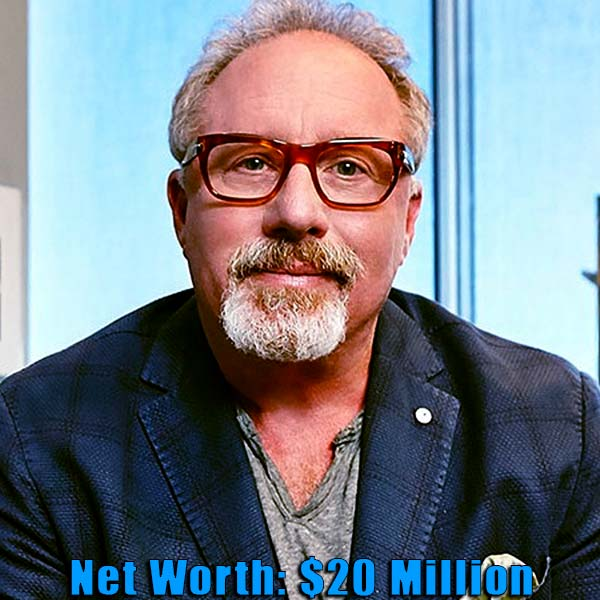 Image of Television Producer, Thom Beers net worth and salary