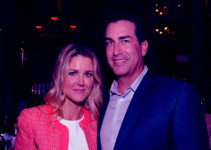 Image of Who is Rob Riggle's wife Tiffany Riggle. wiki, bio, net worth, children