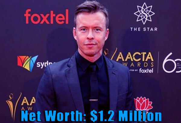Image of Actor, Todd Lasance net worth is $1.2 million