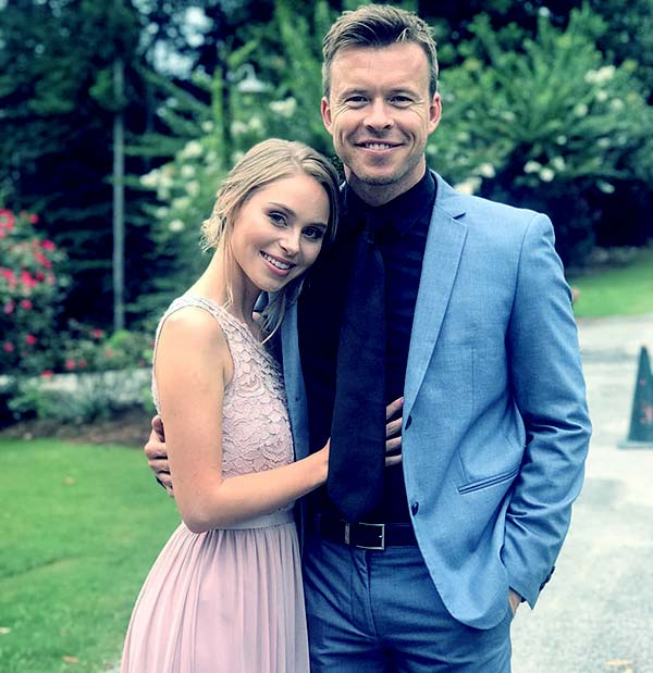 Image of Todd Lasance with his partner Jordan Wilcox