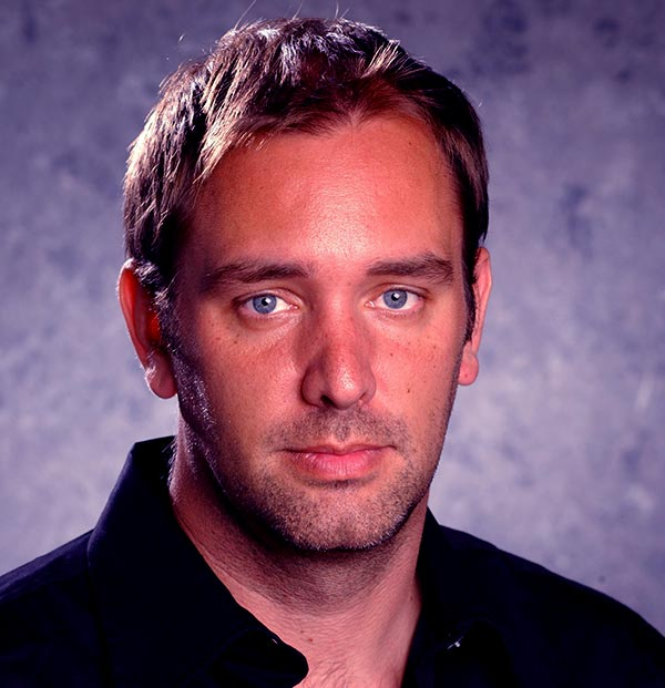 Image of American animator, Trey Parker