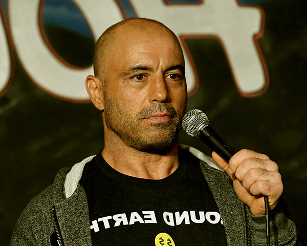 Image of Stand-up comedian, Joe Rogan