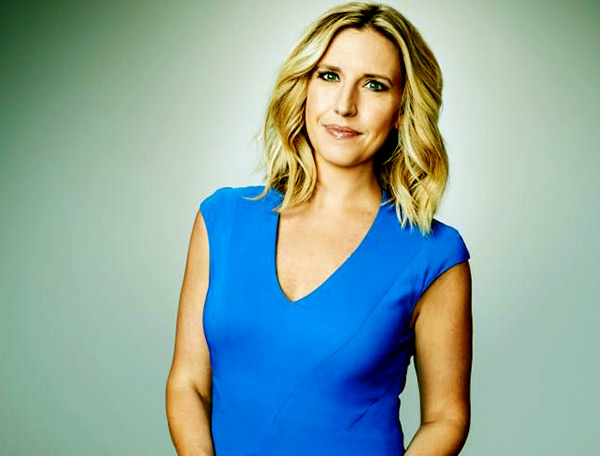 Image of Journalist, Poppy Harlow