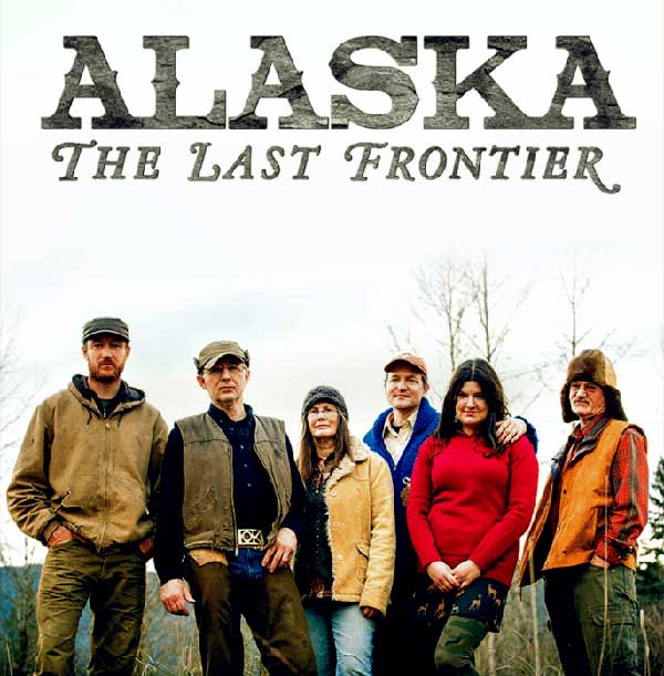 Image of An Image Of Alaska the Last Frontier Family With Michael Masland