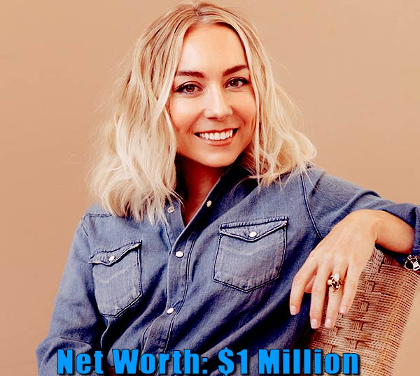 Image of CEO and founder of Mowellens Amy Duncan net worth is $1 million