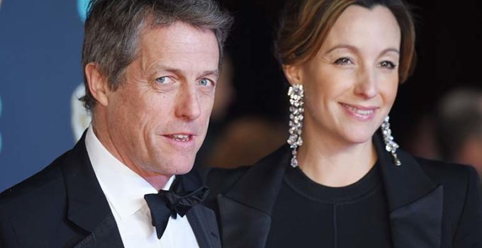 Anna Eberstein Net Worth Married Husband Hugh Grant