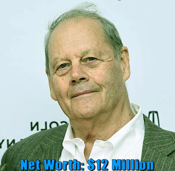 Image of Film Director, Bruce Beresford net worth is $12 million