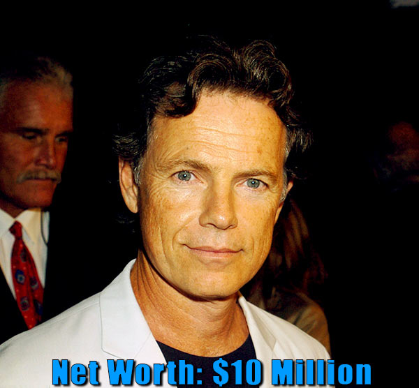 Image of Canadian actor, Bruce Greenwood net worth is $10 million