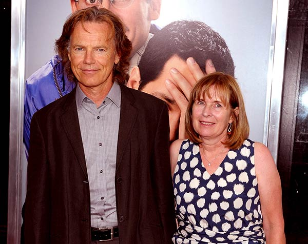 Image of Bruce Greenwood with his wife Susan Devlin