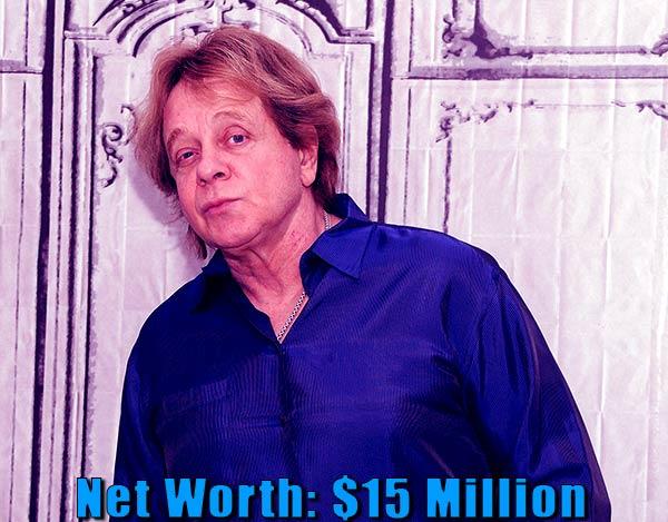 Image of Singer-songwriter, Eddie Money net worth is $15 million