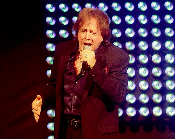 Image of America singer, Eddie Money