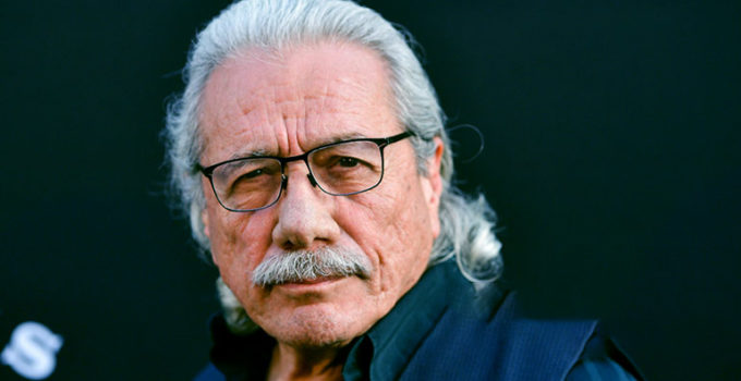 Image of Edward James Olmos Biography, Wife, Children, Net Worth, Death