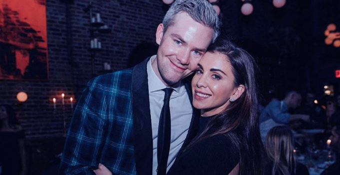 Image of Ryan Serhant Wife Emilia Bechrakis' Net Worth, Husband, Baby, Married, Family, Bio