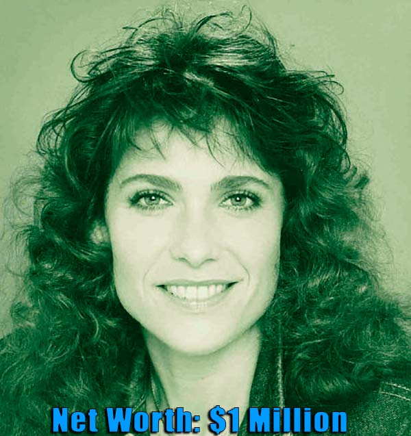 Image of Actress, Gail Youngs net worth is $1 million