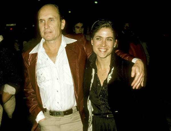 Image of Gail Youngs with her ex-husband Robert Duvall