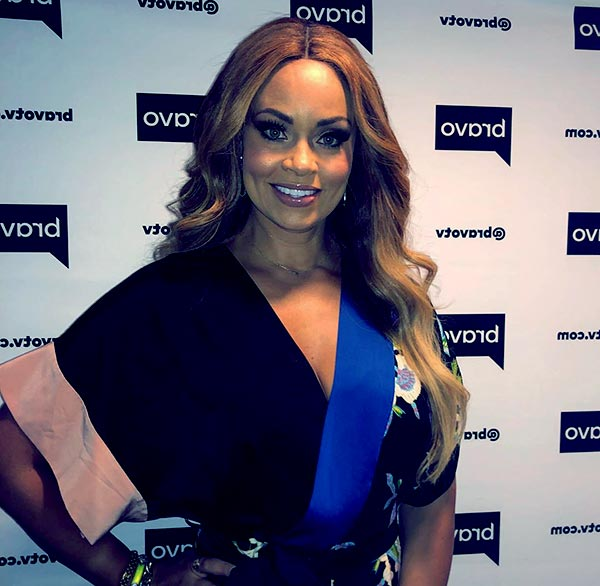 Image of Caption: Gizelle, the main cast of RHOP