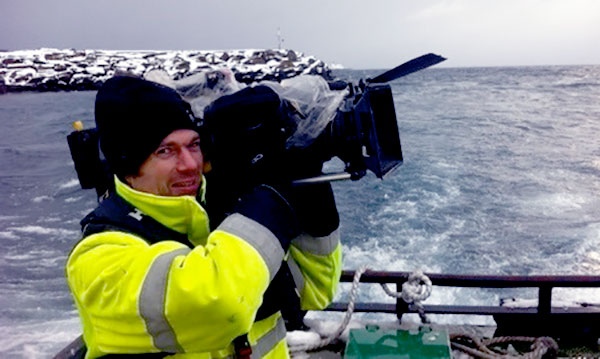 Image of Alaska: The Last Frontier's Former Lead Michael Masland Teaching Ways To Survive In Tough Alaska Conditions
