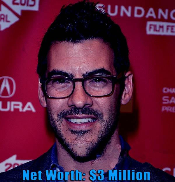 Image of Film Producer, Jacob Pechenik net worth is $3 million