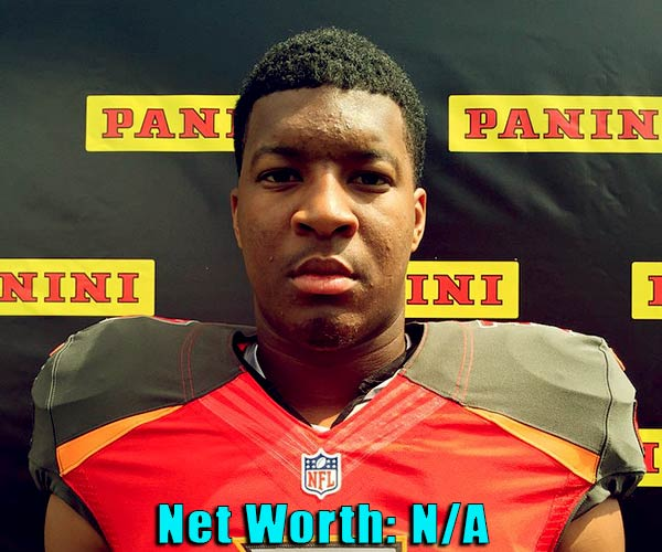 Image of American football player, Jameis Winston net worth is currently not available