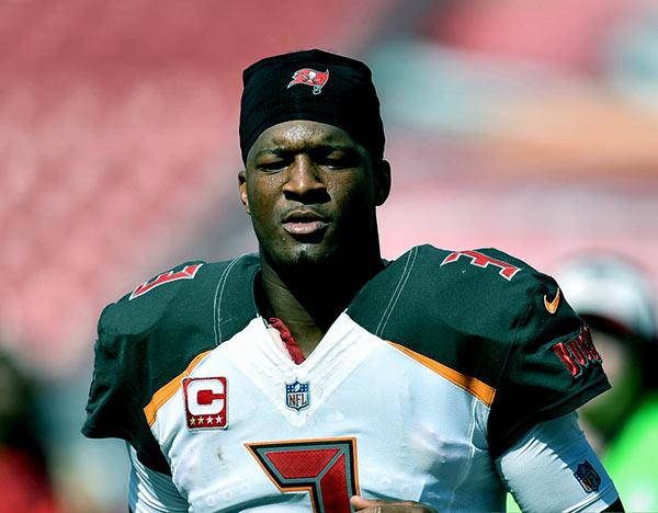 Image of American football quarterback, Jameis Winston
