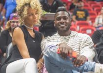 Jena Frumes Dating Life after Ex-Boyfriend Antonio Brown Net Worth
