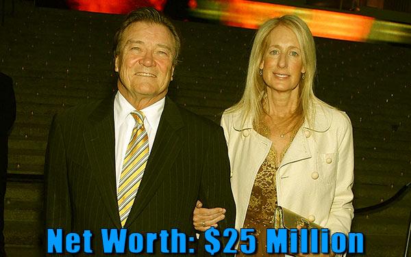 Image of Jennet Conant husband Steve Kroft net worth is $25 million