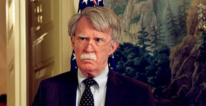 Image of John Bolton Wiki, Bio, Net Worth, Salary, Wife, Married, Fired