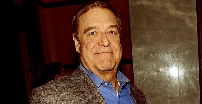 Image of Is John Goodman Sick. His health, Weight Loss, Wife, Net Worth, Wiki, Bio