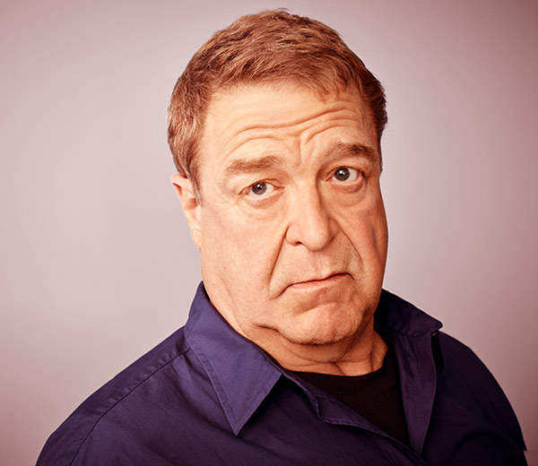 Image of American actor, John Goodman