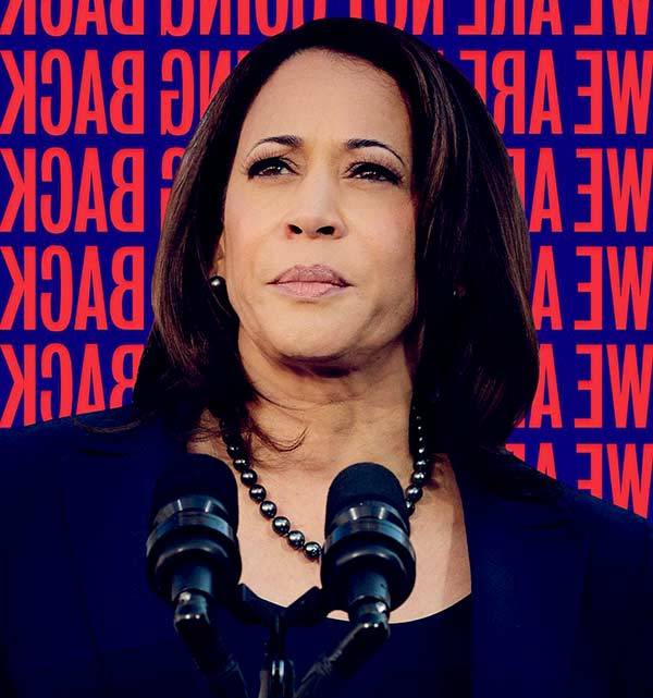 Image of Politician, Kamala Harris