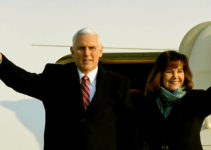 Image of Karen Pence, Mike Pence's Wife Biography, Weight Loss, Diet, Married, Children, Parents, School