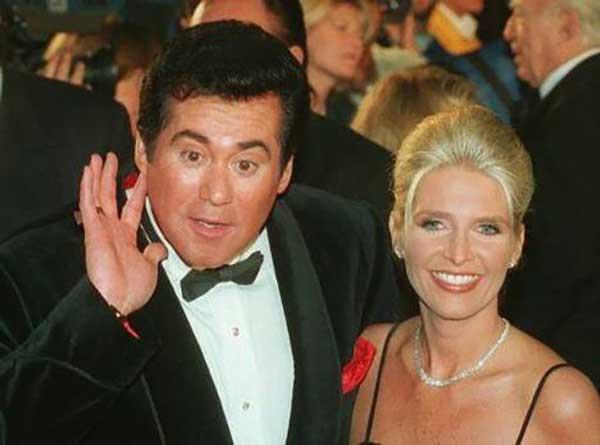 image of Kathleen McCrone & Husband Wayne Newton