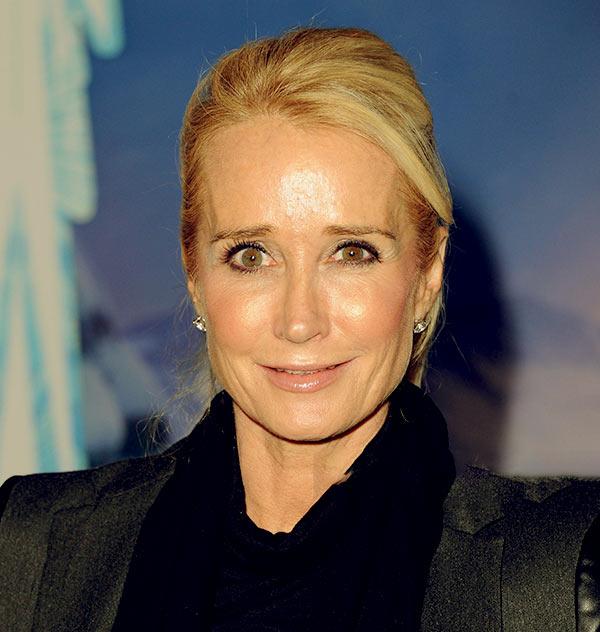 Image of American actress, Kim Richards