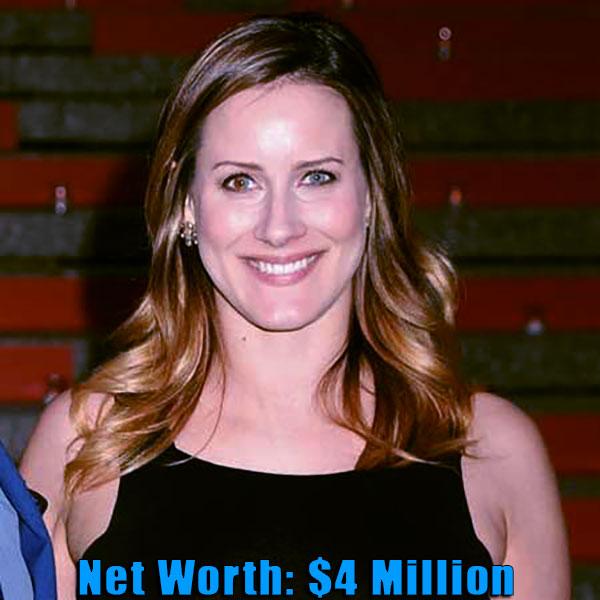 Image of American entrepreneur, Meghan McDermott net worth is $4 million