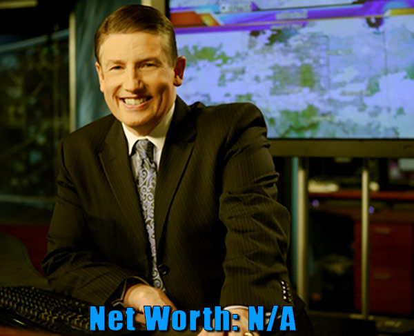 Image of American Meteorologist, Mike Davis net worth is currently not available