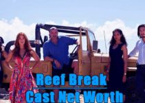 Image of Reef Break cast Net Worth and Salary: How Much is Reef Break Cast Members Worth