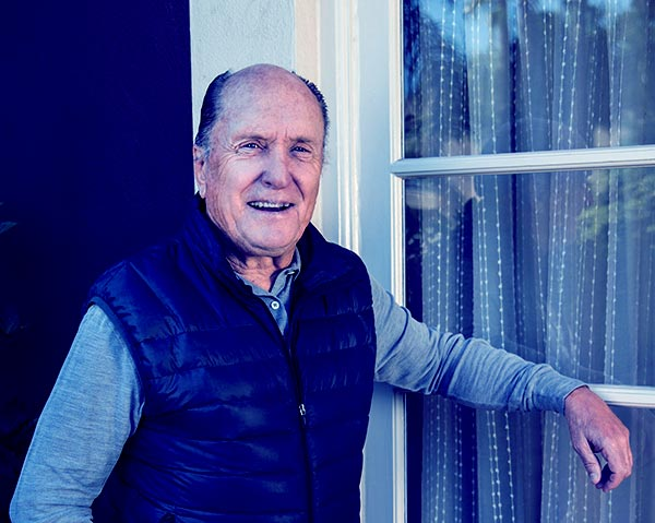 Image of American actor, Robert Duvall