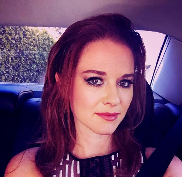 Image of American Television actress, Sarah Drew