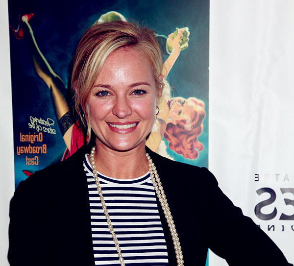 Image of American actress, Sharon Case