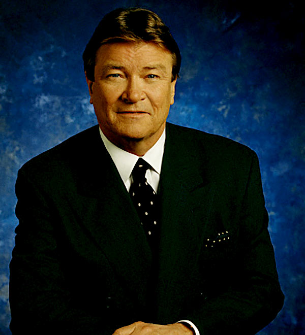 Image of Steve Kroft from the TV show, 60 Minutes