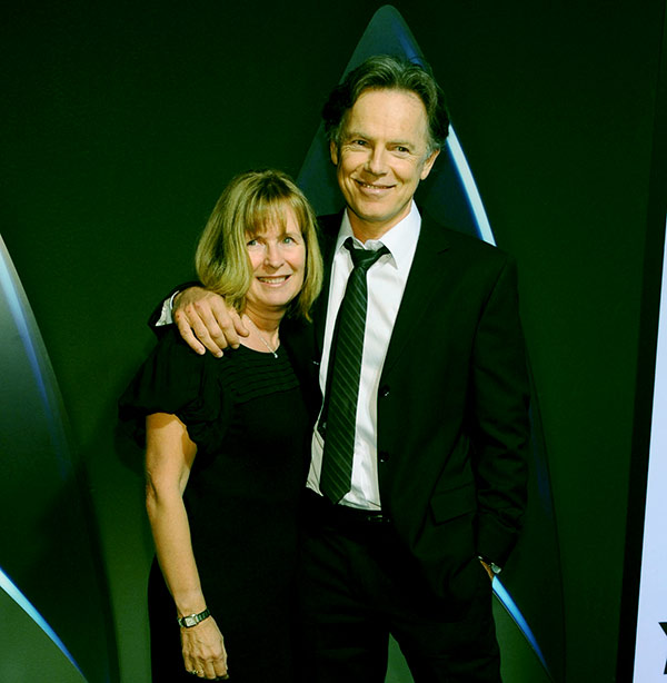 Image of Susan Devlin with her husband Bruce Greenwood
