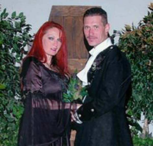 image of Tia Torres Sharing her Marriage with Husband Aren Marcus Jackson