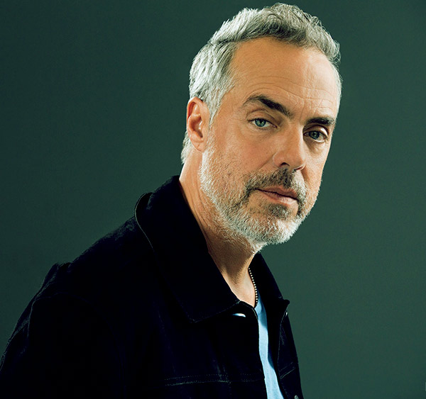 Image of American actor, Titus Welliver