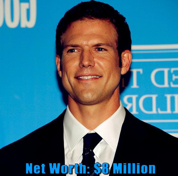 Image of TV Personality, Travis Lane Stork net worth is $8 million