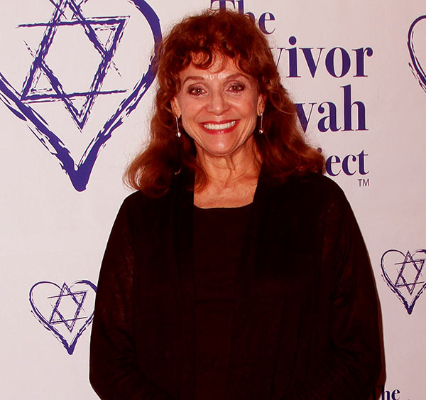 Image of Actress, Valerie Harper died due to lung cancer
