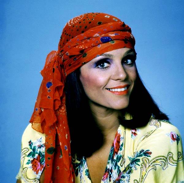 Image of American actress, Valerie Harper